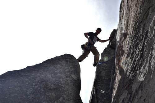 Lost Arrow Spire, City of Rocks