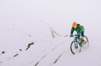 What do you do when it snows in Moab? PC Dave Trumpore